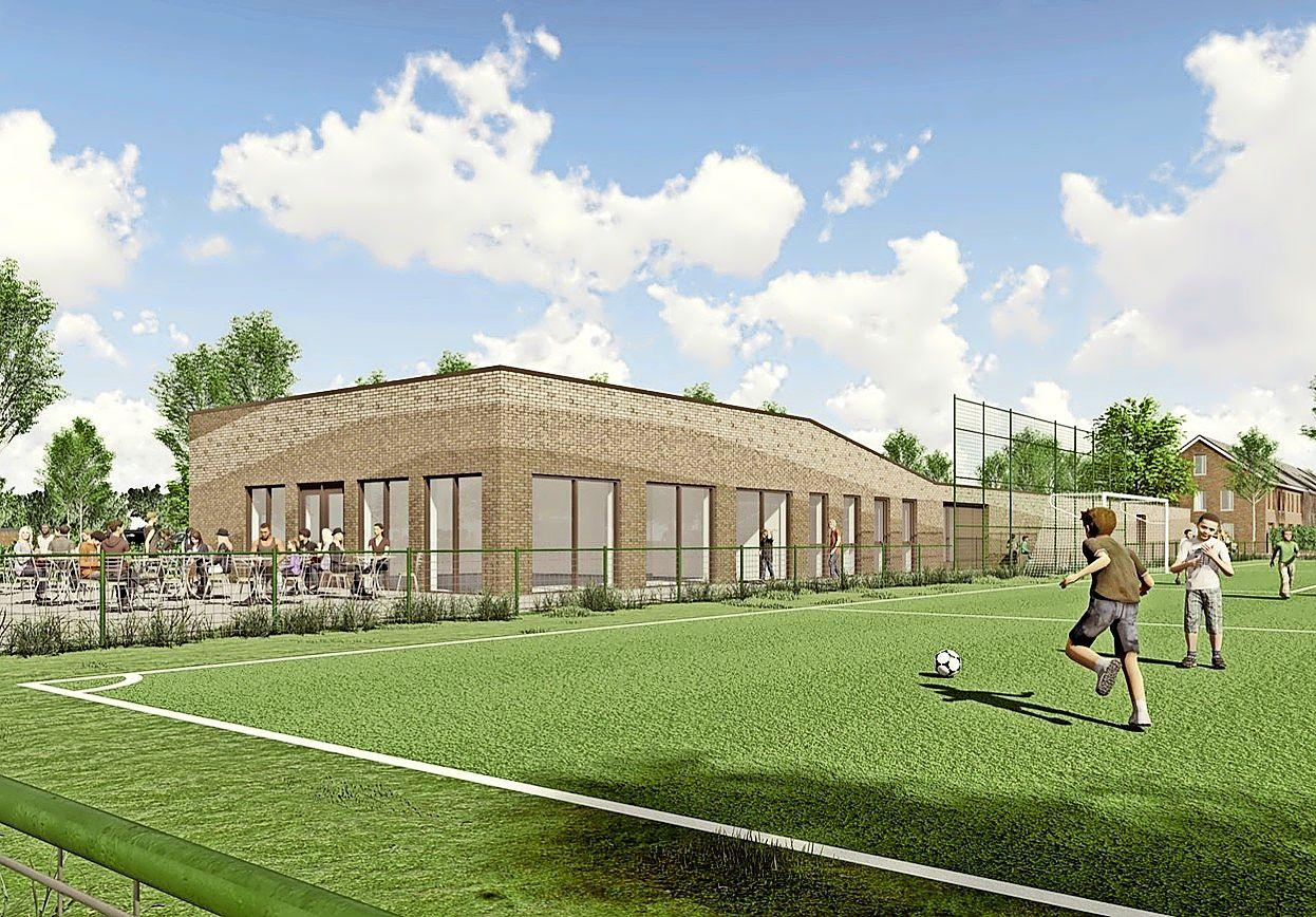 Sportcomplex DZS, WWSV en Butje 13 overgedragen aan Sportstichting Wijdewormer