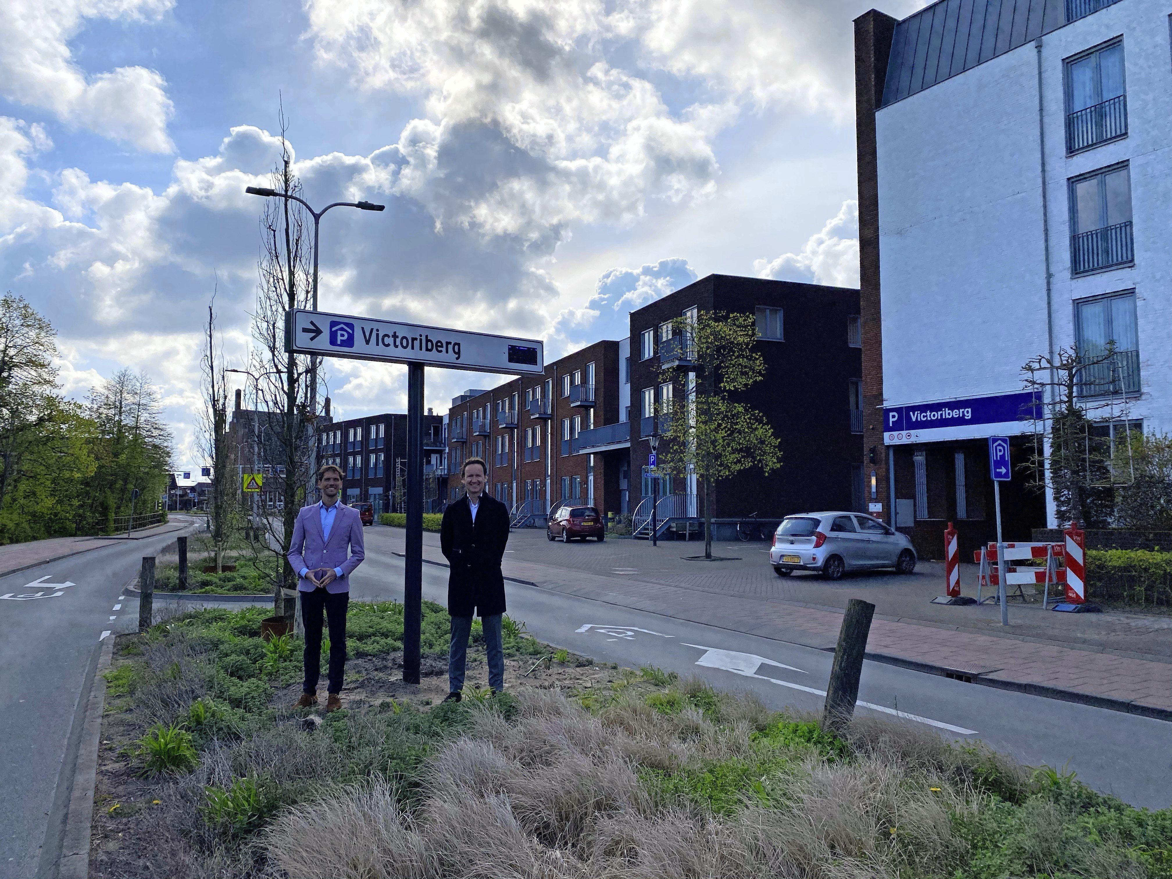 Slimme parkeersensoren voor Noordwijkerhout