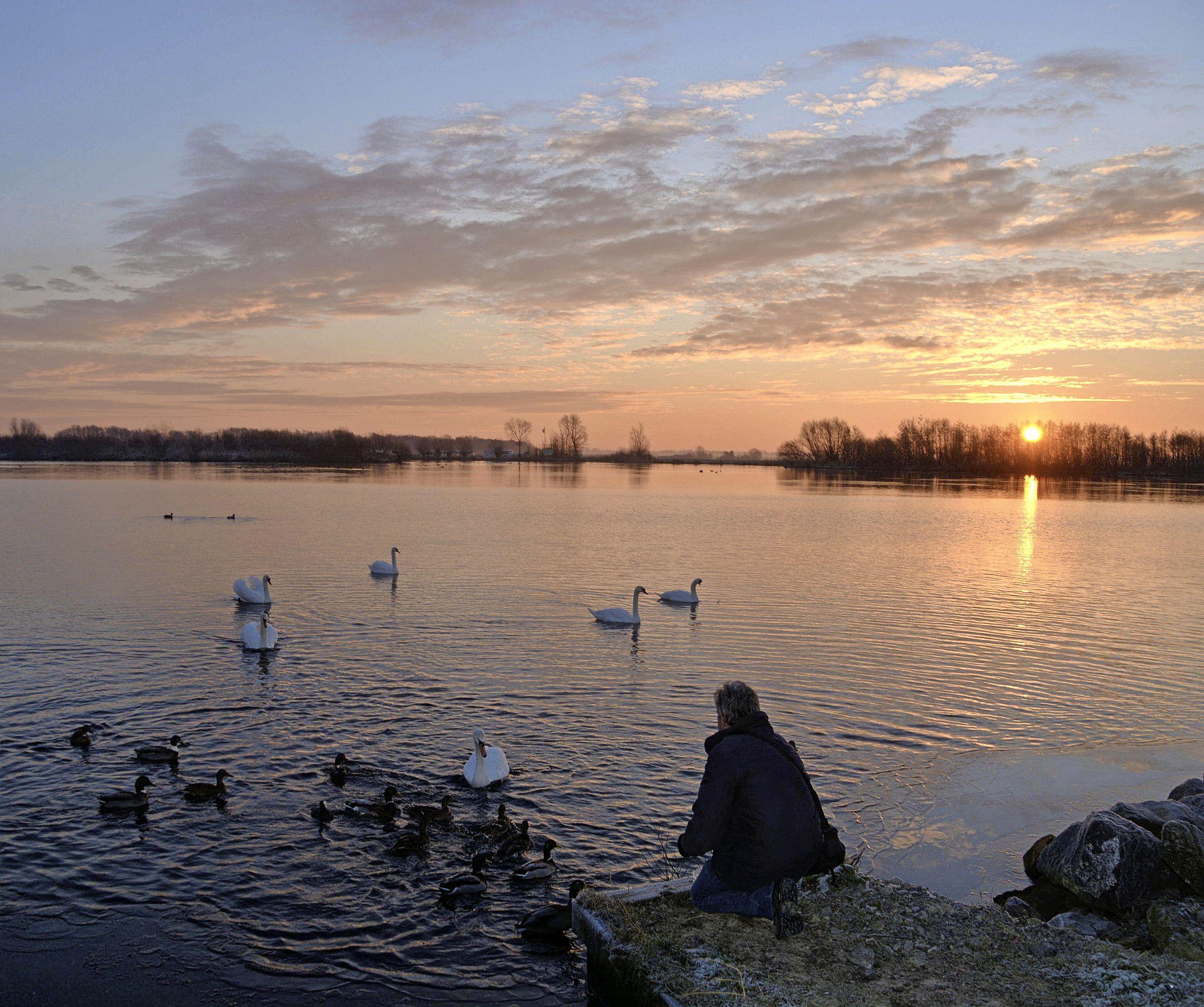 Kaag en Braassem onderzoekt wens inwoners: een zwemstrand in de Braassem bij Roelofarendsveen
