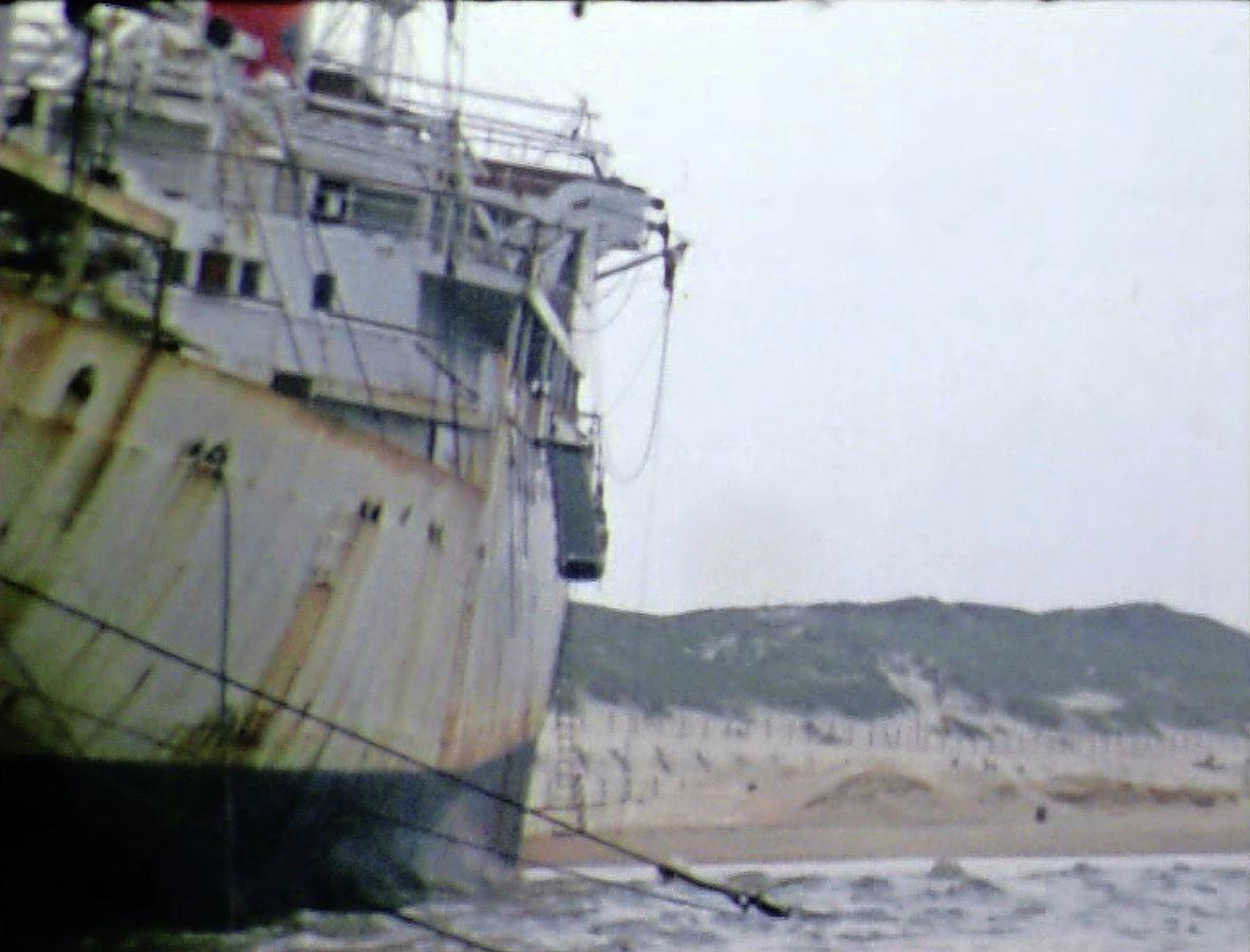 Bewegend Verleden: de stranding van de Wan Chun [video]