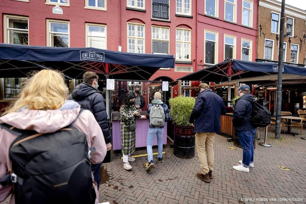 Nog één dag 'testgasten' in Utrechtse kroegen