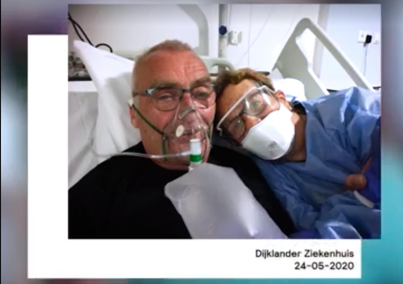 Willem (74) en Mirjam (70) overleefden corona en zijn weer stapelverliefd [video]
