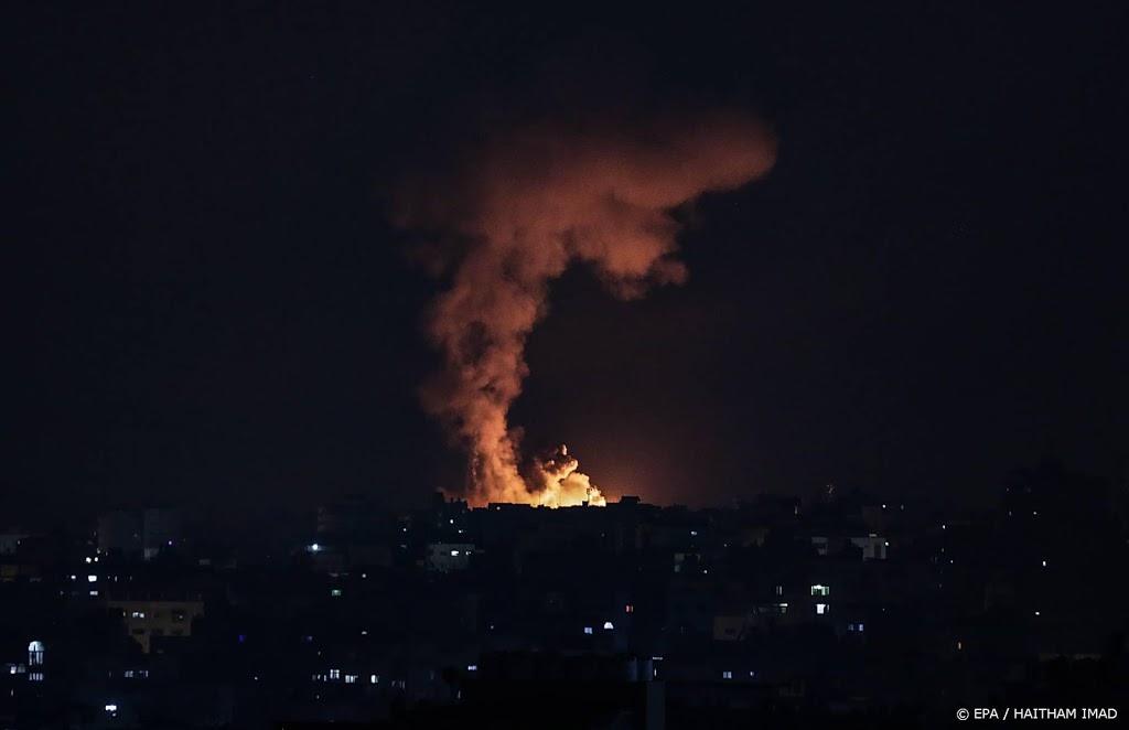 Leger Israël: Gazastrook toch niet met grondtroepen binnengetrokken