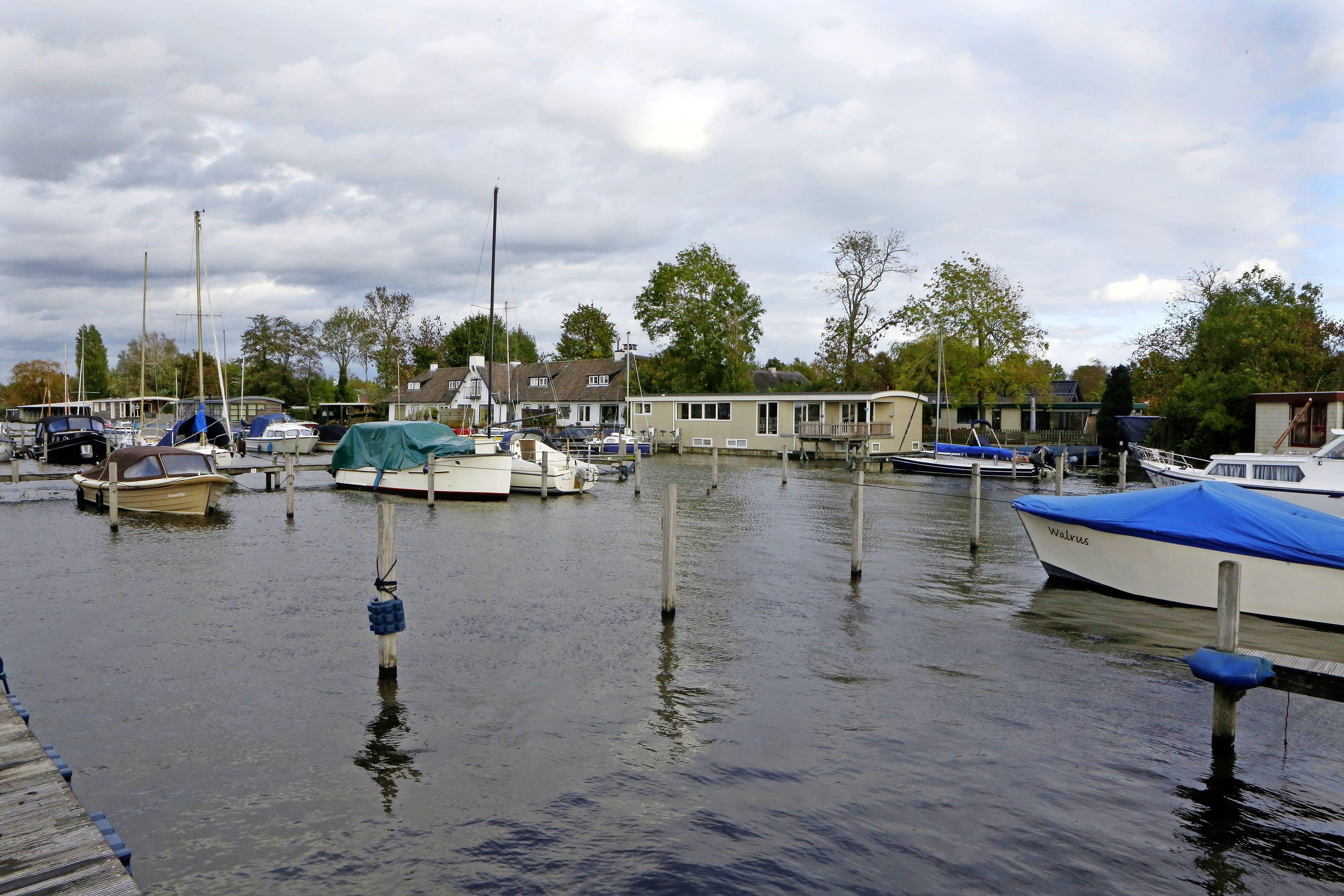 Partij Dorpsbelangen wil vanwege onrust bij bewoners meer regie bij plan jachthaven De Otter in Loosdrecht, wethouder zegt voorstel toe