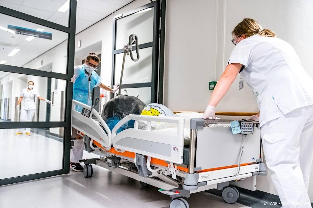 Meer dan 700 coronapatiënten in ziekenhuizen