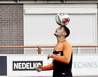 Antonucci tekent voor Feyenoord én nog een jaar FC Volendam