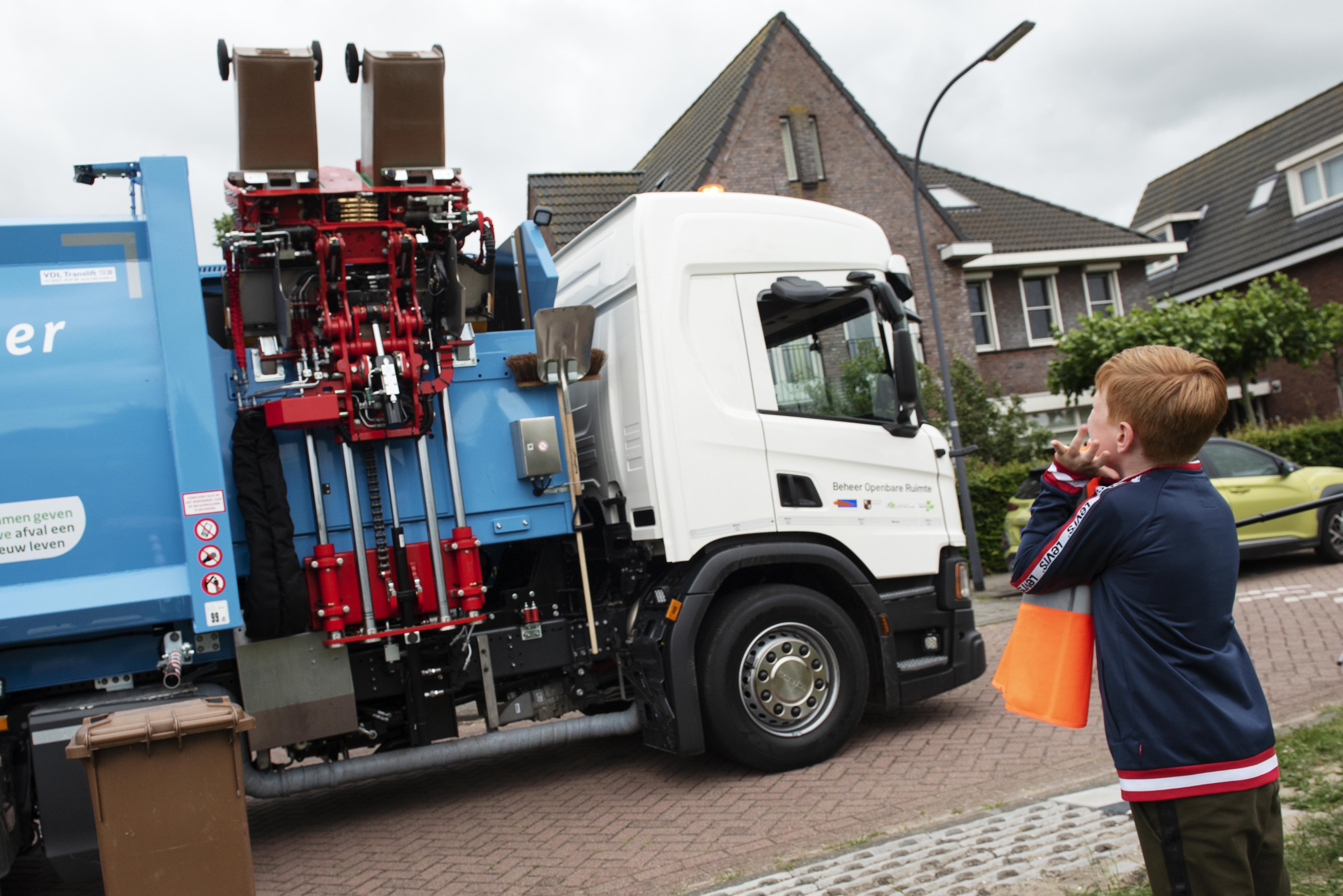 Gemor over gechipte afvalcontainers in de drie 'UCH-gemeenten'