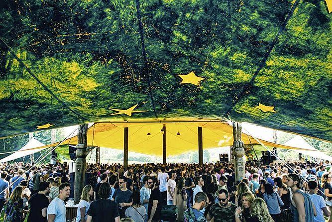 Festival Lentekabinet in het Twiske vond jarenlang illegaal plaats