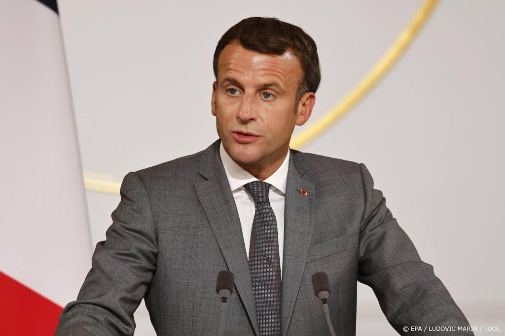 Macron erkent schuld kernproeven Frans-Polynesië, geen excuses