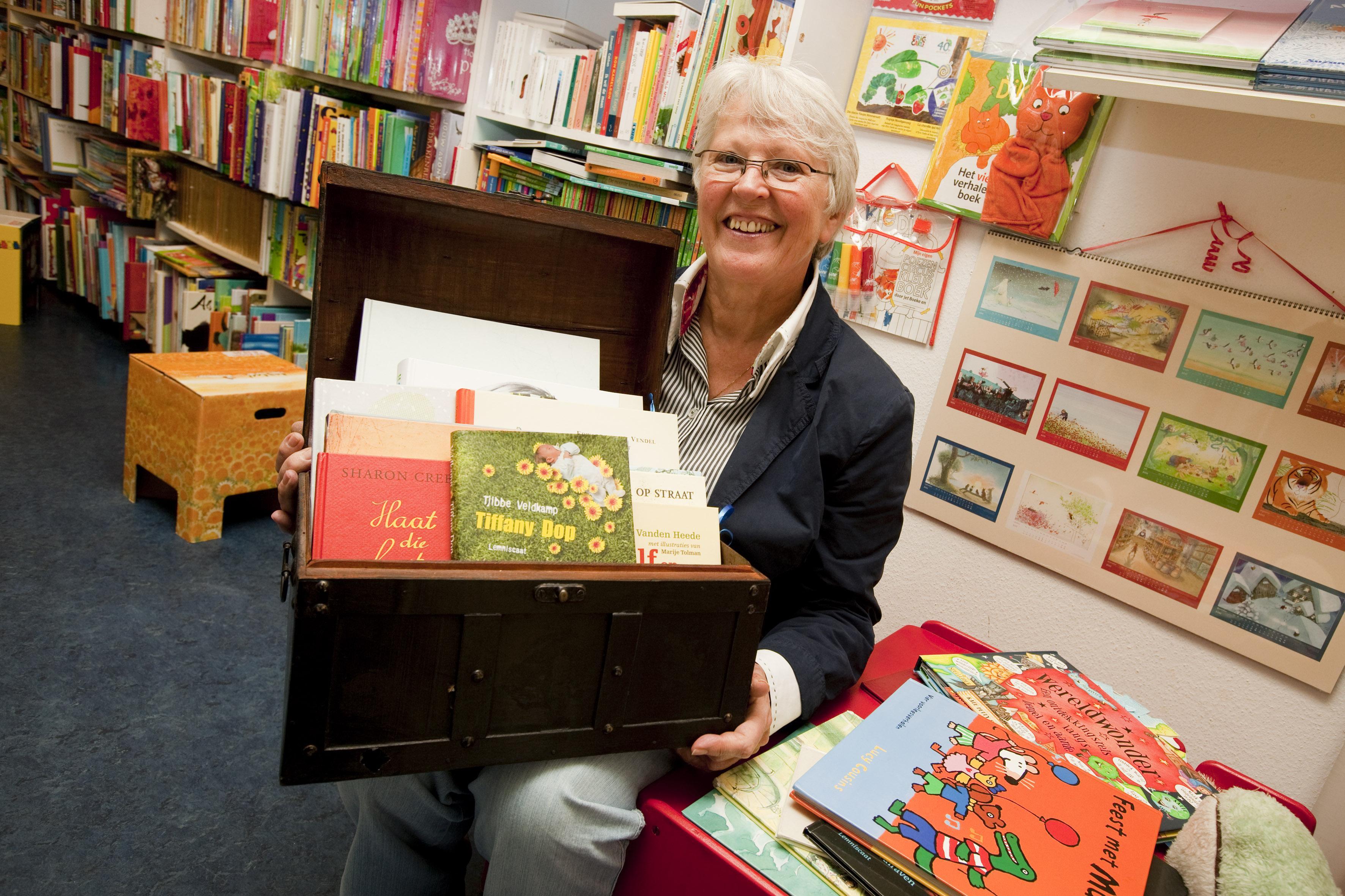 Annemarie Driehuis (1946-2020): Serene schoonheid die gek was op kinderboeken