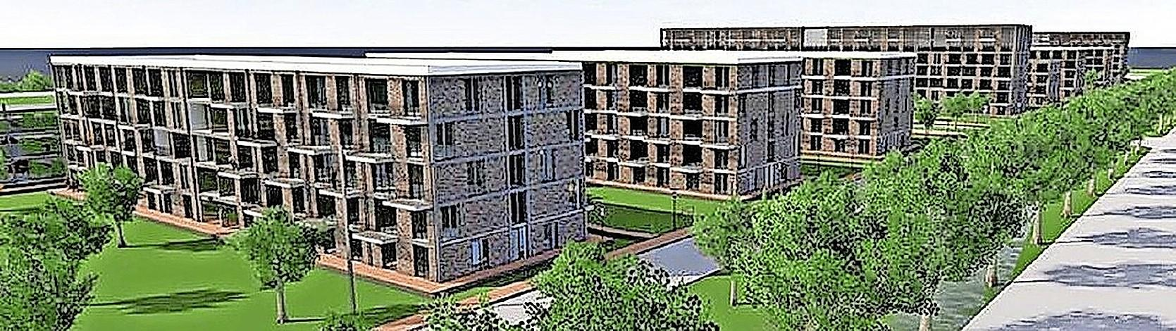 B en W Haarlemmermeer: 'Tijdelijke huizen zijn geen oplossing woningnood'