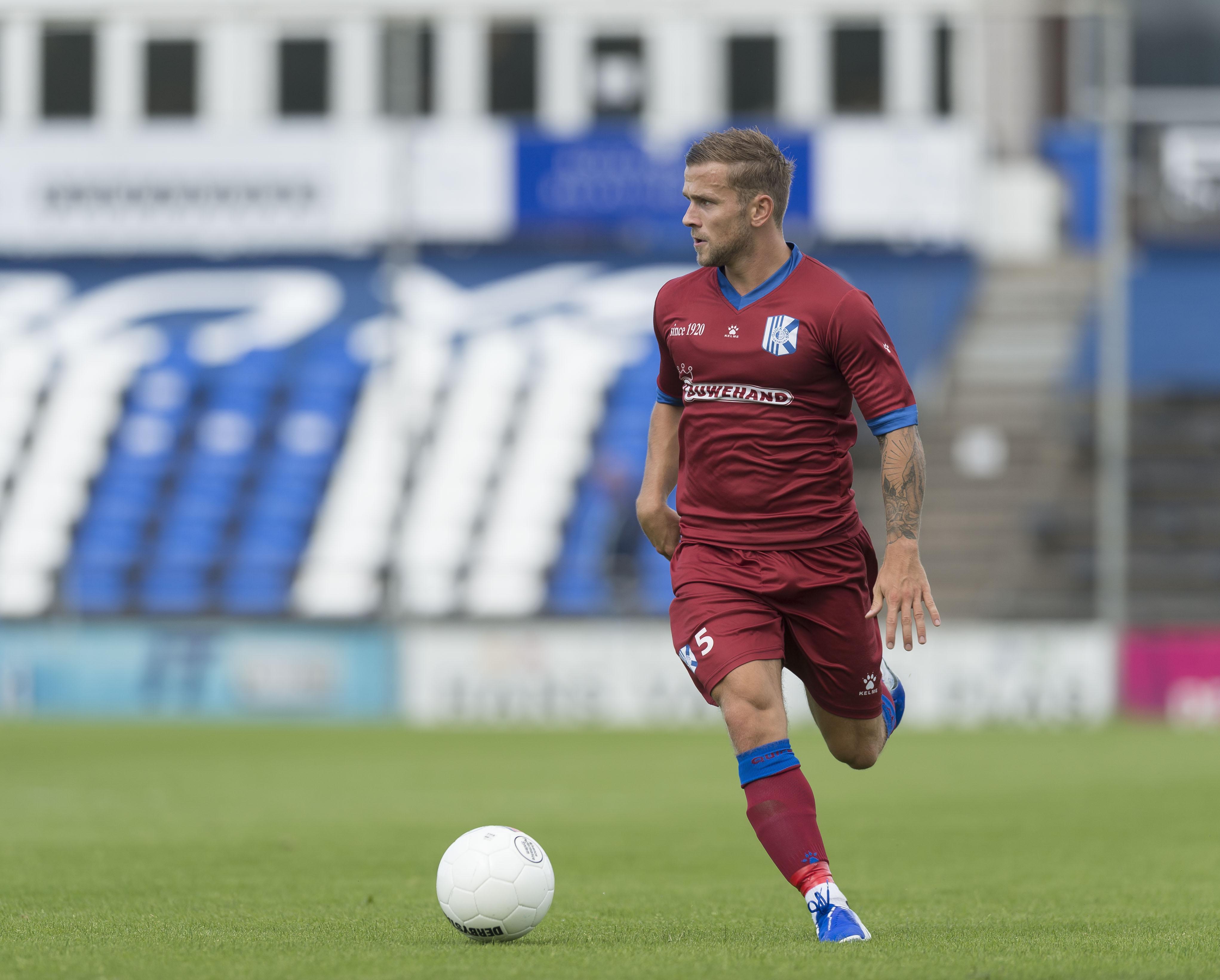 Quick Boys-verdediger Joey Ravensbergen maakt saillante overstap naar dorpsgenoot en aartsrivaal vv Katwijk