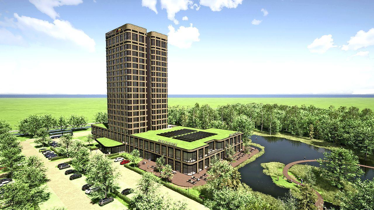 Purmerend blijft vasthouden aan huidige plannen voor bouw Van der Valk-hotel in kom A7 op plek van Beusebos