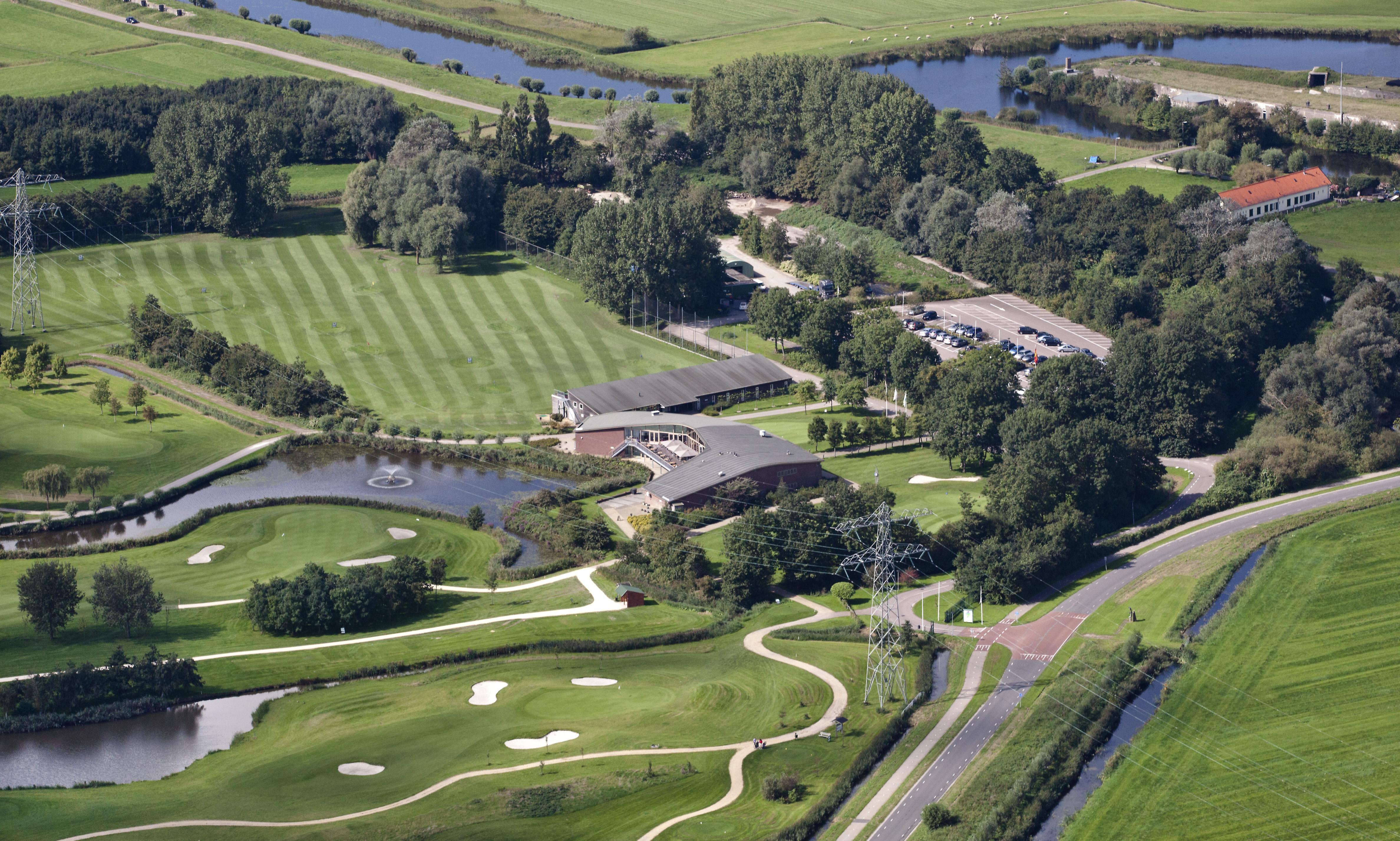 Heemskerk: restaurant golfbaan blijft dicht, 'lastig, maar niet zo veel ruimte'