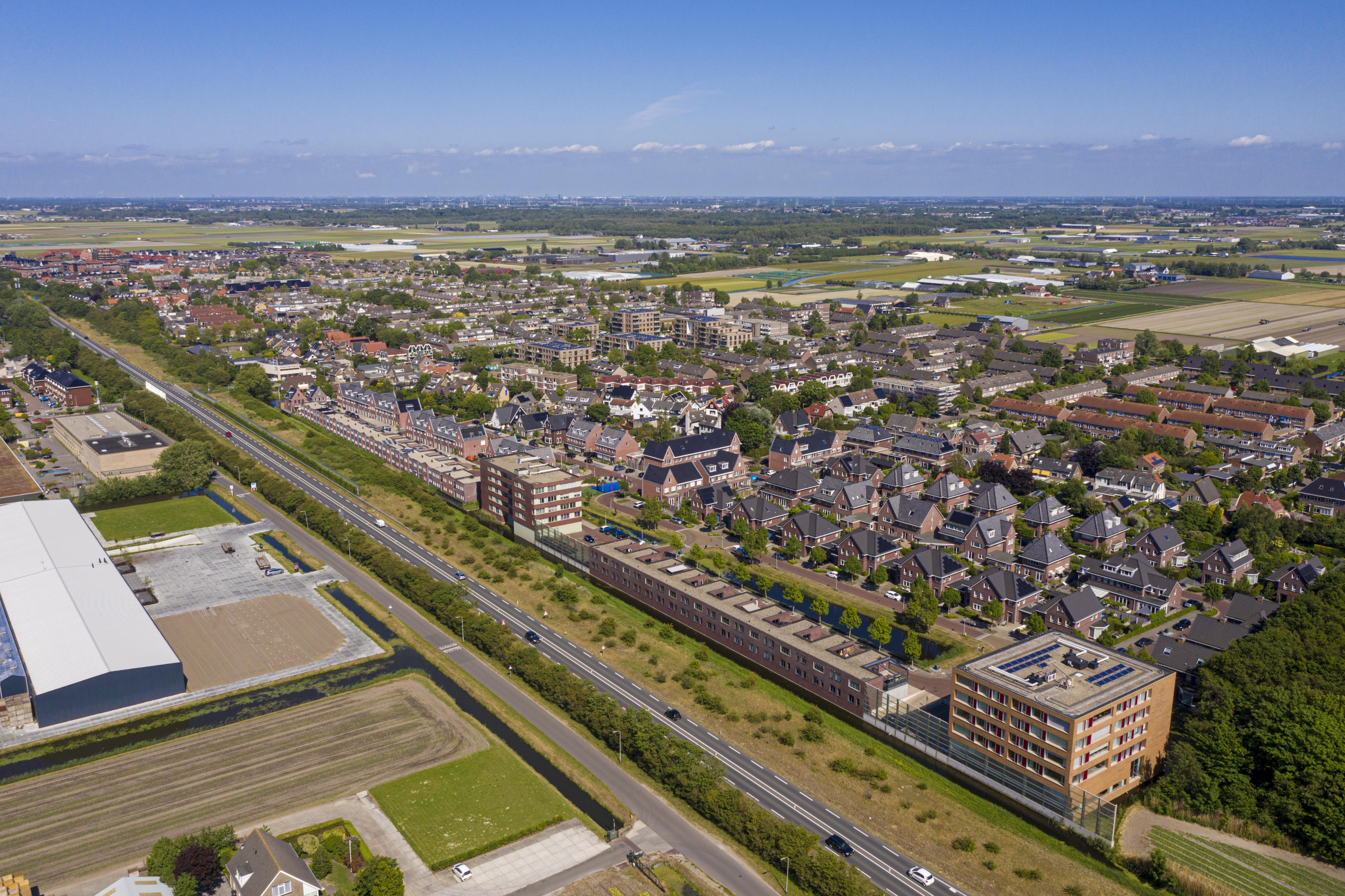 Gemeente wil dat provincie onderzoek doet naar geluidoverlast N206 bij Noordwijkerhout