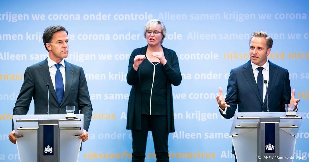 Persconferentie Rutte en De Jonge trekt 3,5 miljoen kijkers