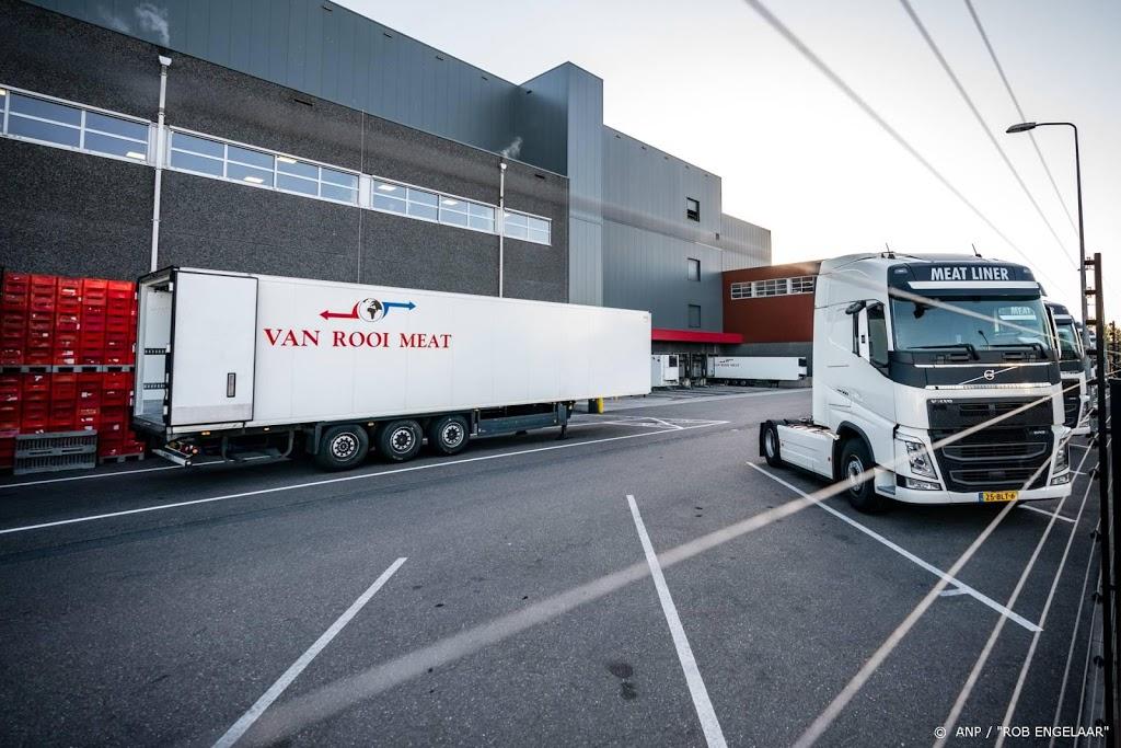 'Onvoldoende zicht bij Van Rooi Meat op coronamaatregelen'