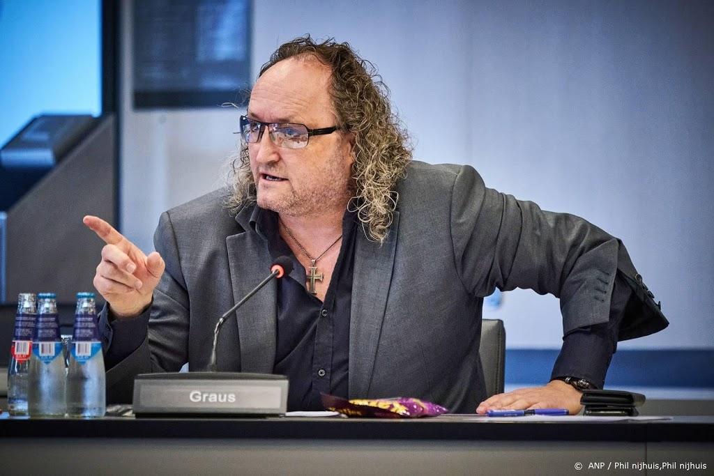 Bergkamp: PVV'er Graus nooit formeel toegang tot Kamer ontzegd