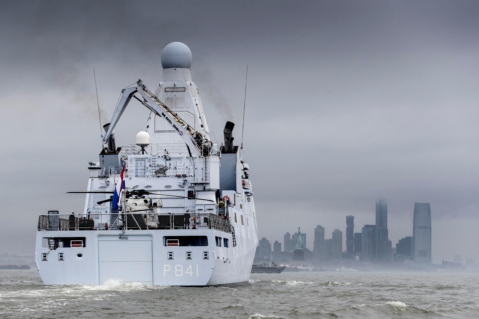 Om storingen of zelfs uitval te voorkomen, hebben de vier patrouilleschepen van de marine een modernisering nodig