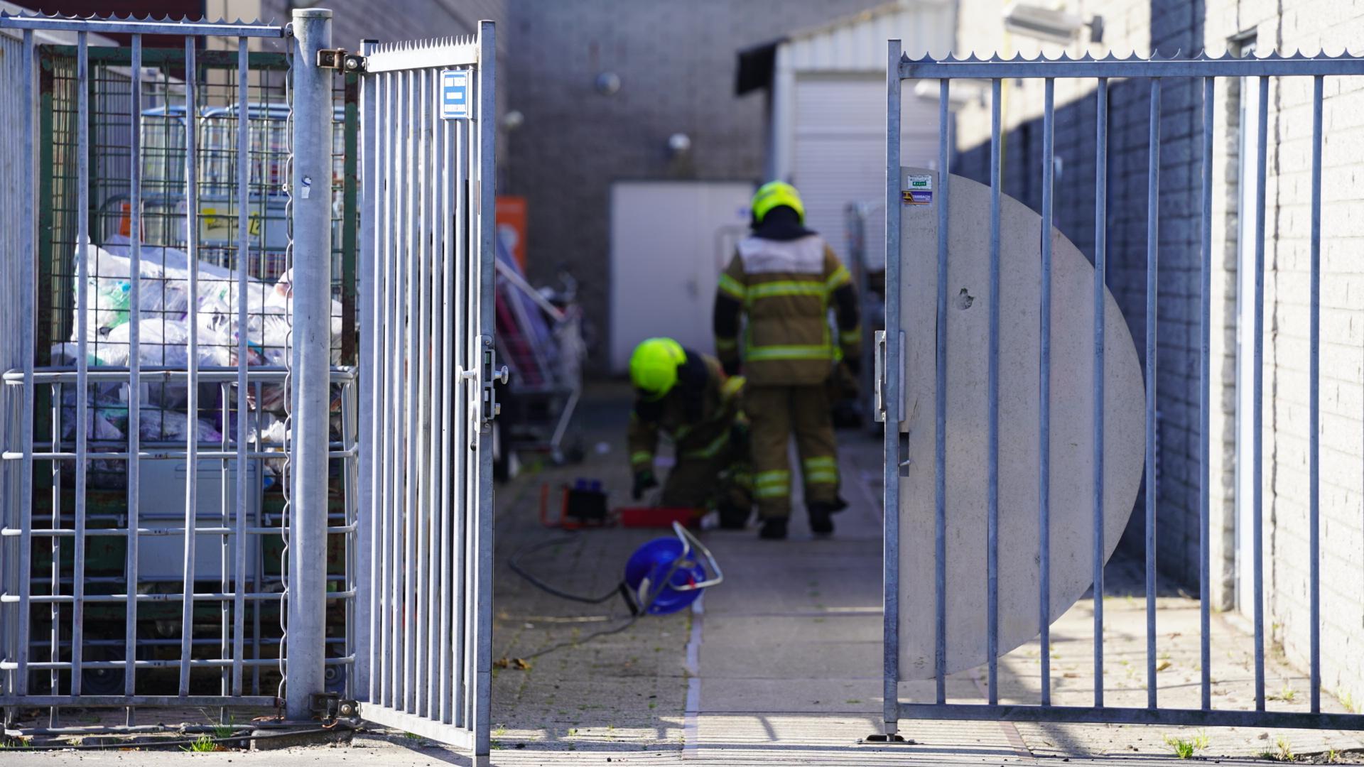 Lek gevonden in koelcel van Albert Heijn in Castricum, winkel tijdelijk ontruimd