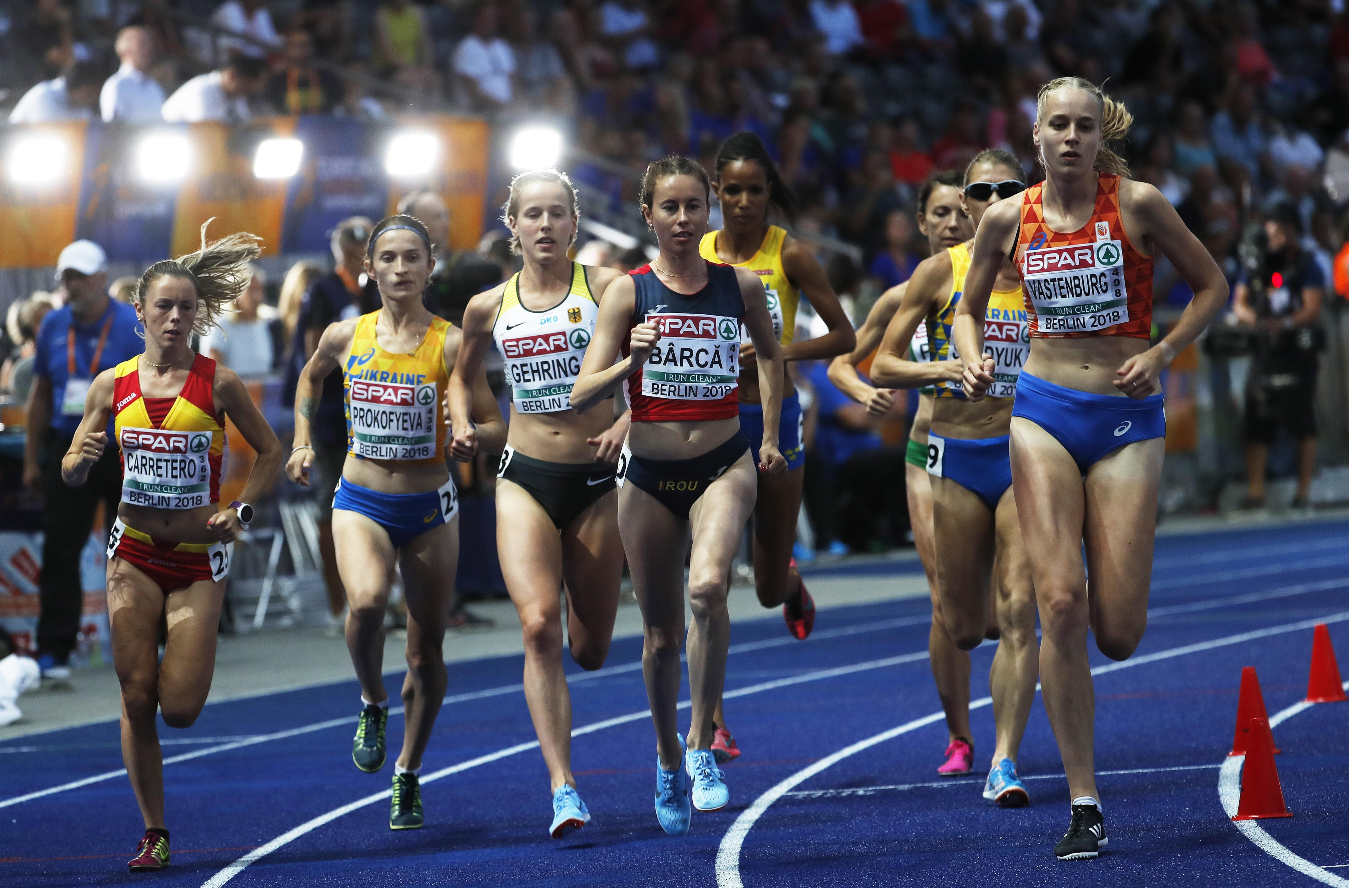 Loosdrechtse Jip Vastenburg houdt ook na teleurstellend marathondebuut vast aan Olympische droom:'Ik laat me hierdoor niet ontmoedigen'