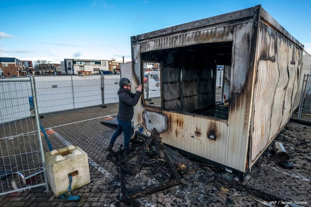 Gemeenteraad Urk debatteert over rellen tegen de avondklok