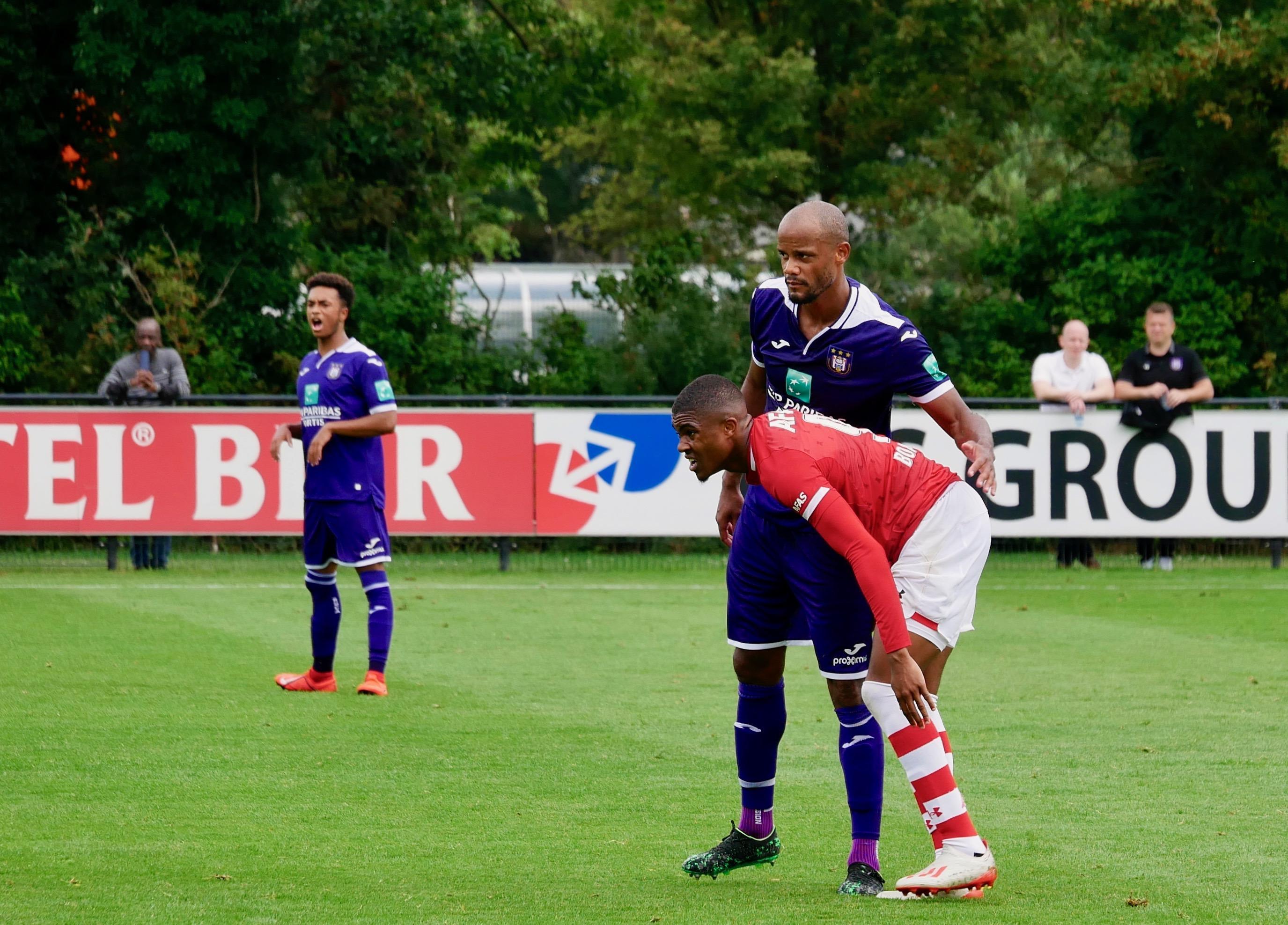 AZ klopt Anderlecht