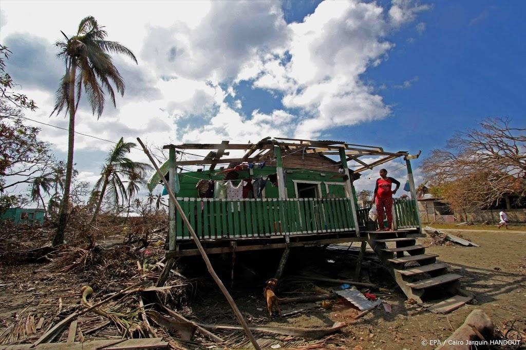 Dodental orkaan Iota gestegen tot boven de 30