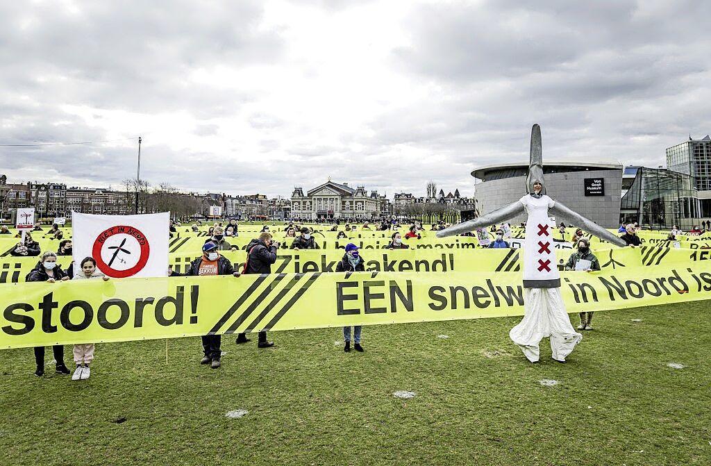 VVD in regio verenigt zich tegen windmolens