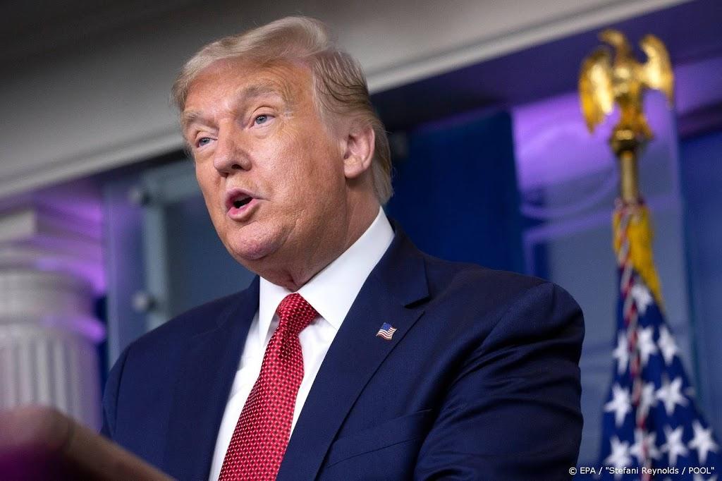 Relatie Trump en Xi bekoeld door coronavirus
