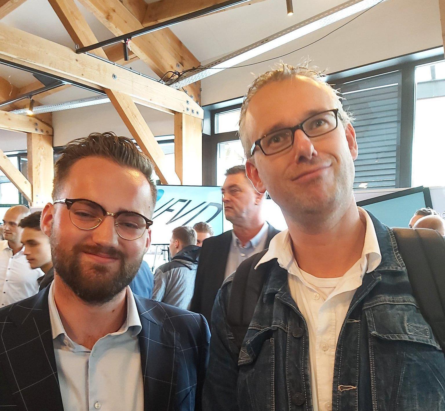 Katwijker Sonny Spek zegt lidmaatschap Forum voor Democratie op na 'intimiderende actie' Thierry Baudet