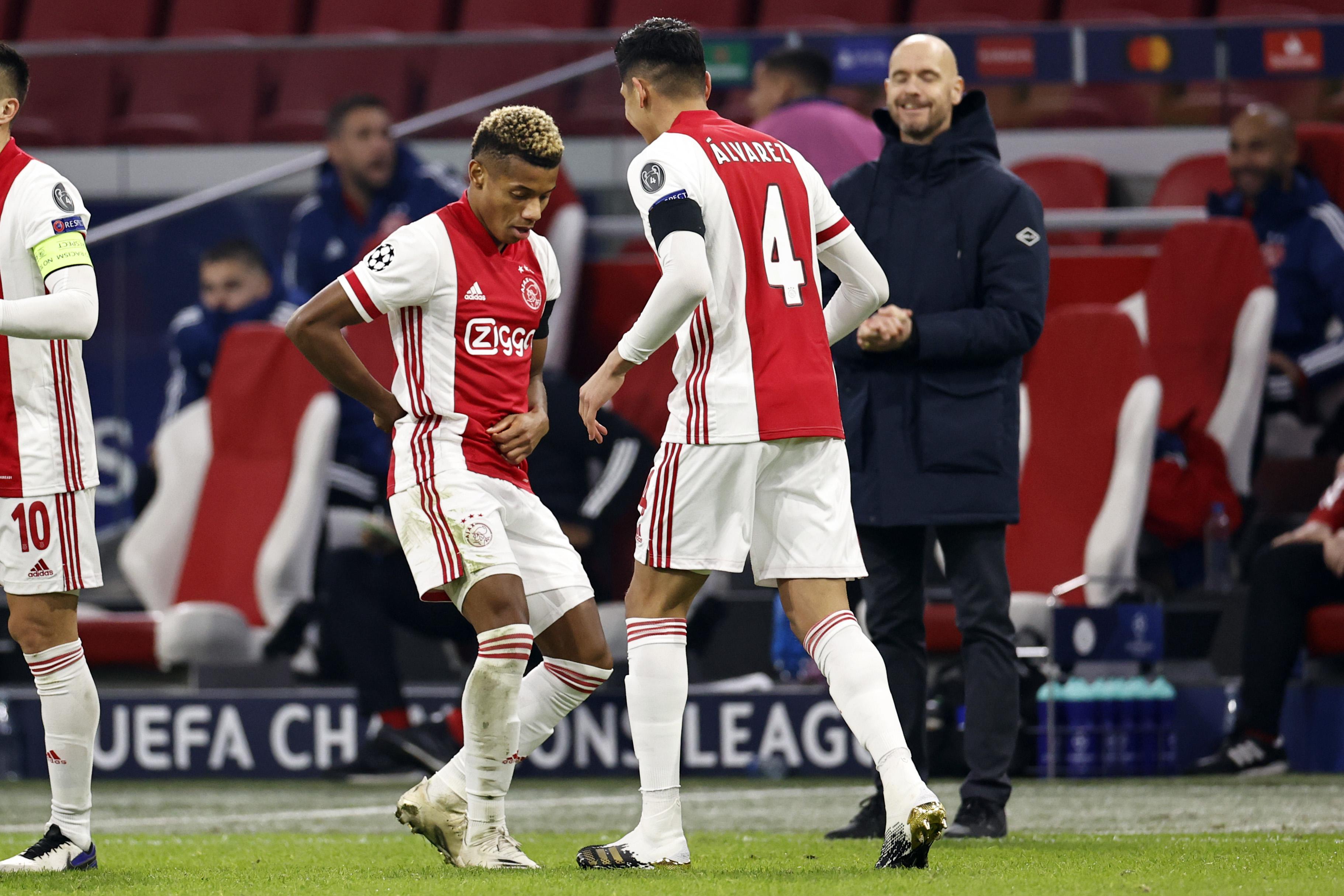 Ajax-trainer Ten Hag: 'Ik wist dat er meer kansen zouden komen' [video]