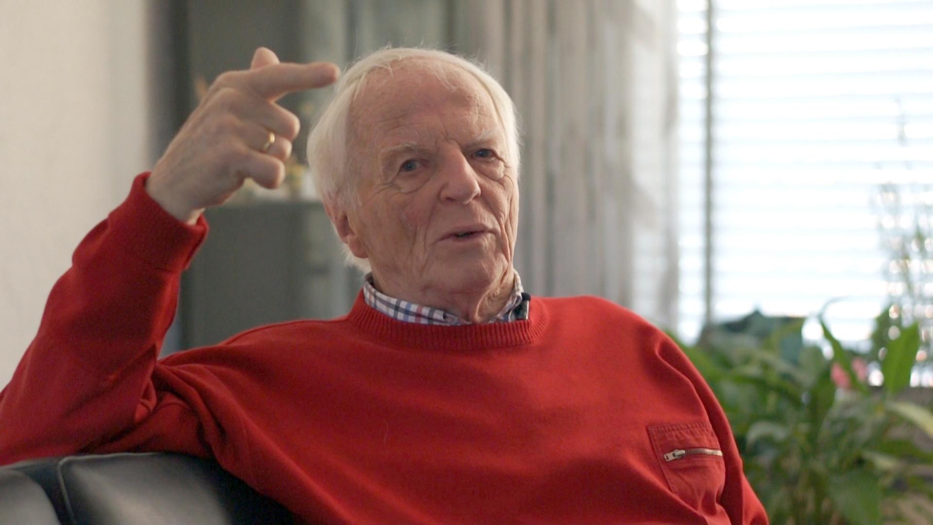 Wim Frisart: 'Ik maakte een heel andere oorlog mee dan mijn ouders. Ik had de tijd van mijn leven' [video]