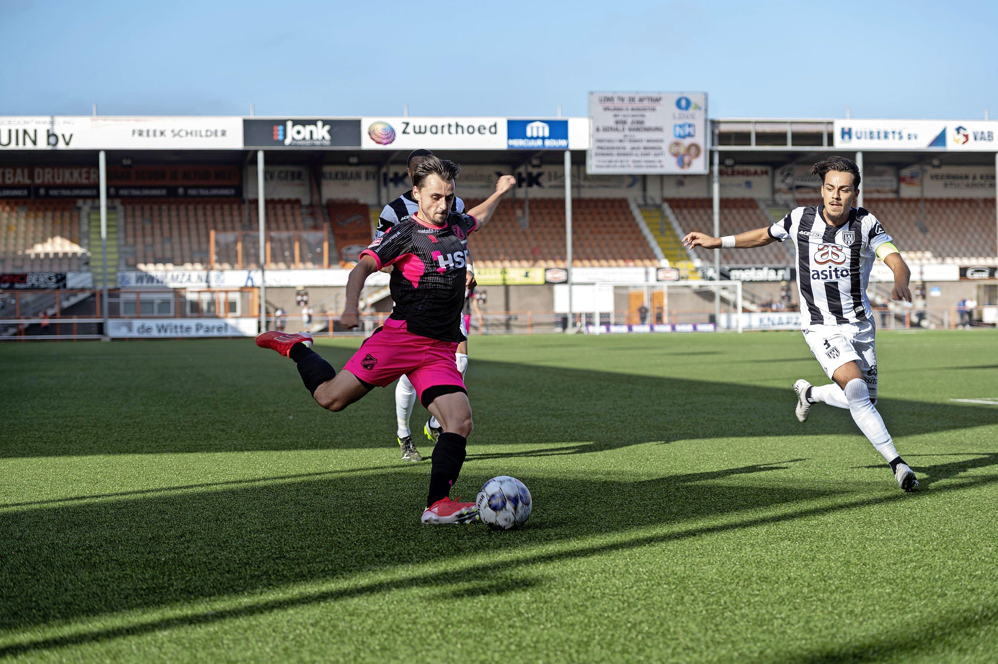 Nieuwe rol bij FC Volendam past aanvaller Daryl van Mieghem goed: 'Alles is op voetbal gericht. Voor mij is dat heel verfrissend'