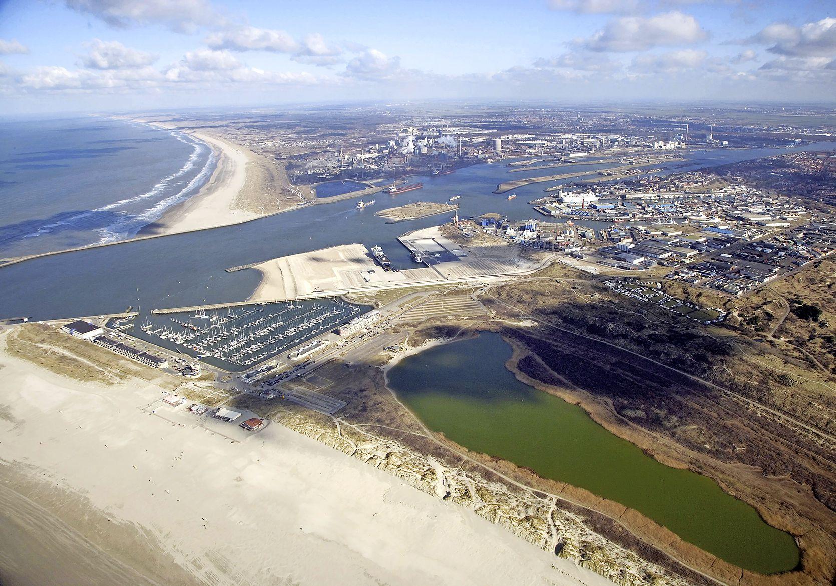 Op zoek naar een nieuwe bouwer en een oplossing voor het stikstofprobleem: 'herstart' Kustplaats IJmuiden aan Zee pas na de zomer