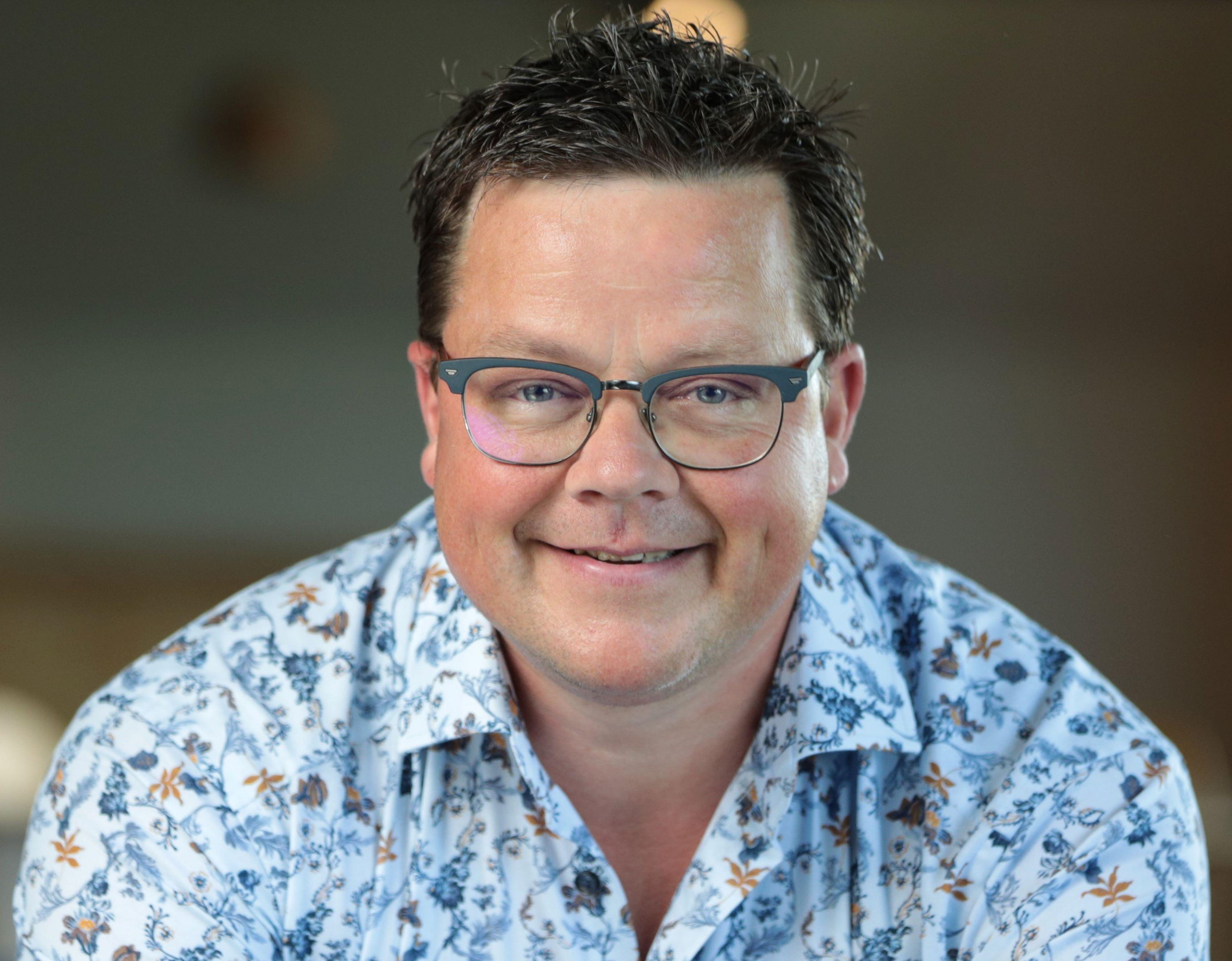 Johan Paul de Groot, fractievoorzitter ChristenUnie en oud-wethouder Wieringermeer, verhuist naar Ermelo