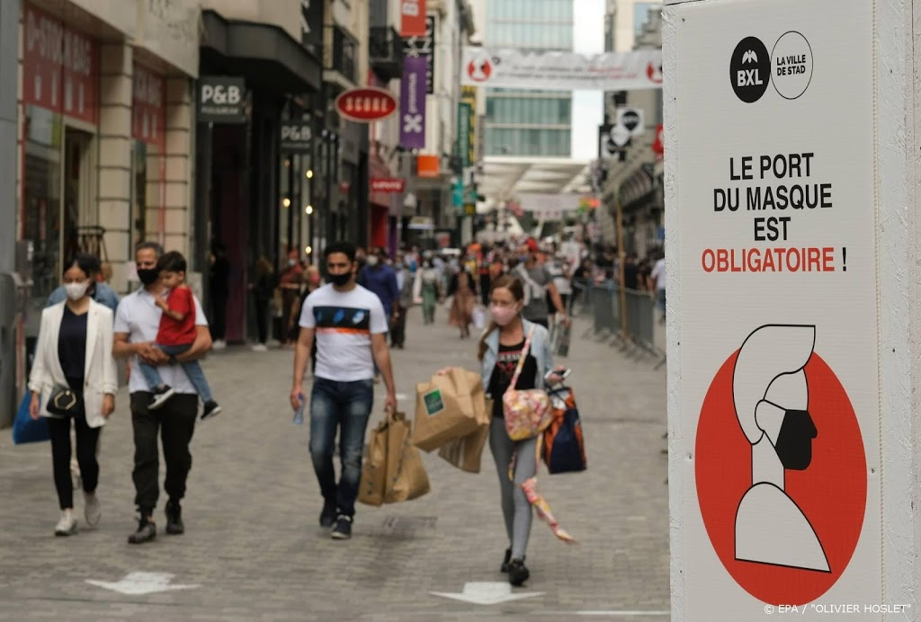 Aantal dagelijkse coronabesmettingen België blijft stijgen