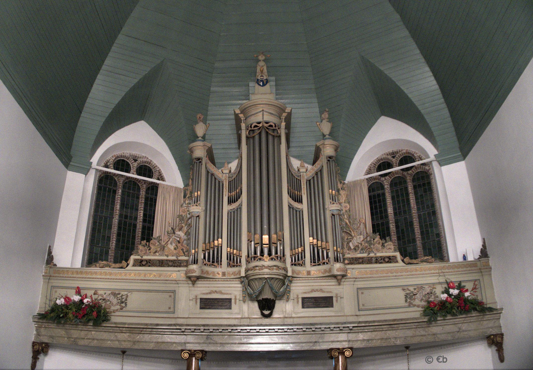 Woubrugge voert actie voor restauratie monumentaal Mitterreither-orgel in dorpskerk
