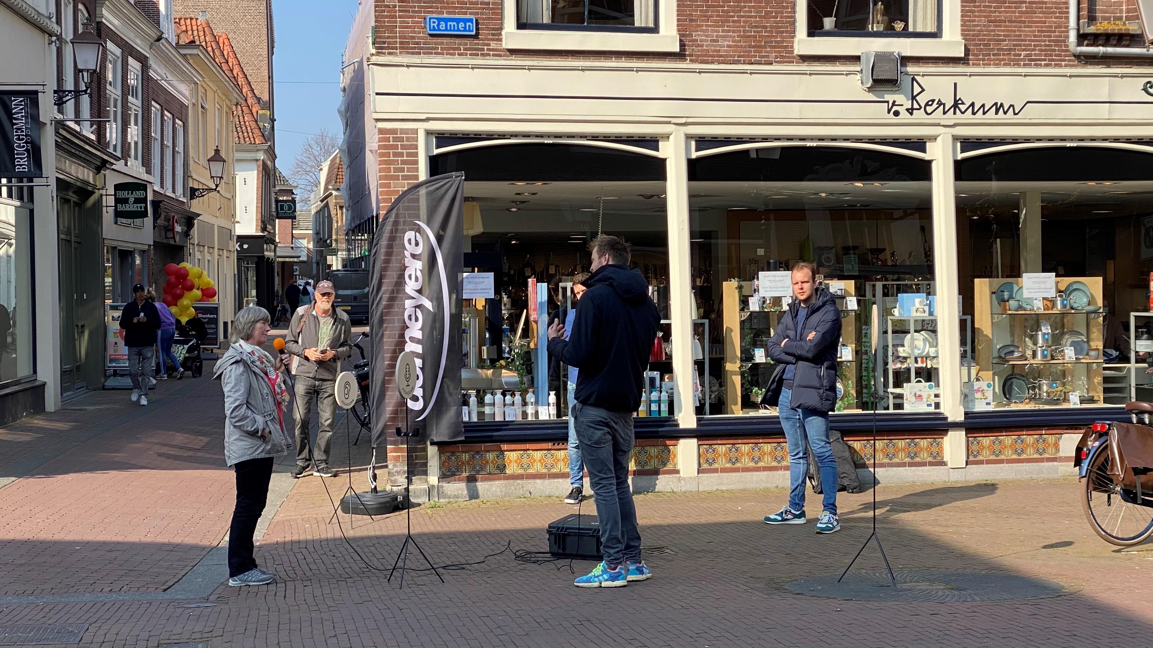 Onderzoek naar 'erbij horen' in Hoorn: enquête moet laten zien in welke mate inwoners zich thuis voelen in de gemeente