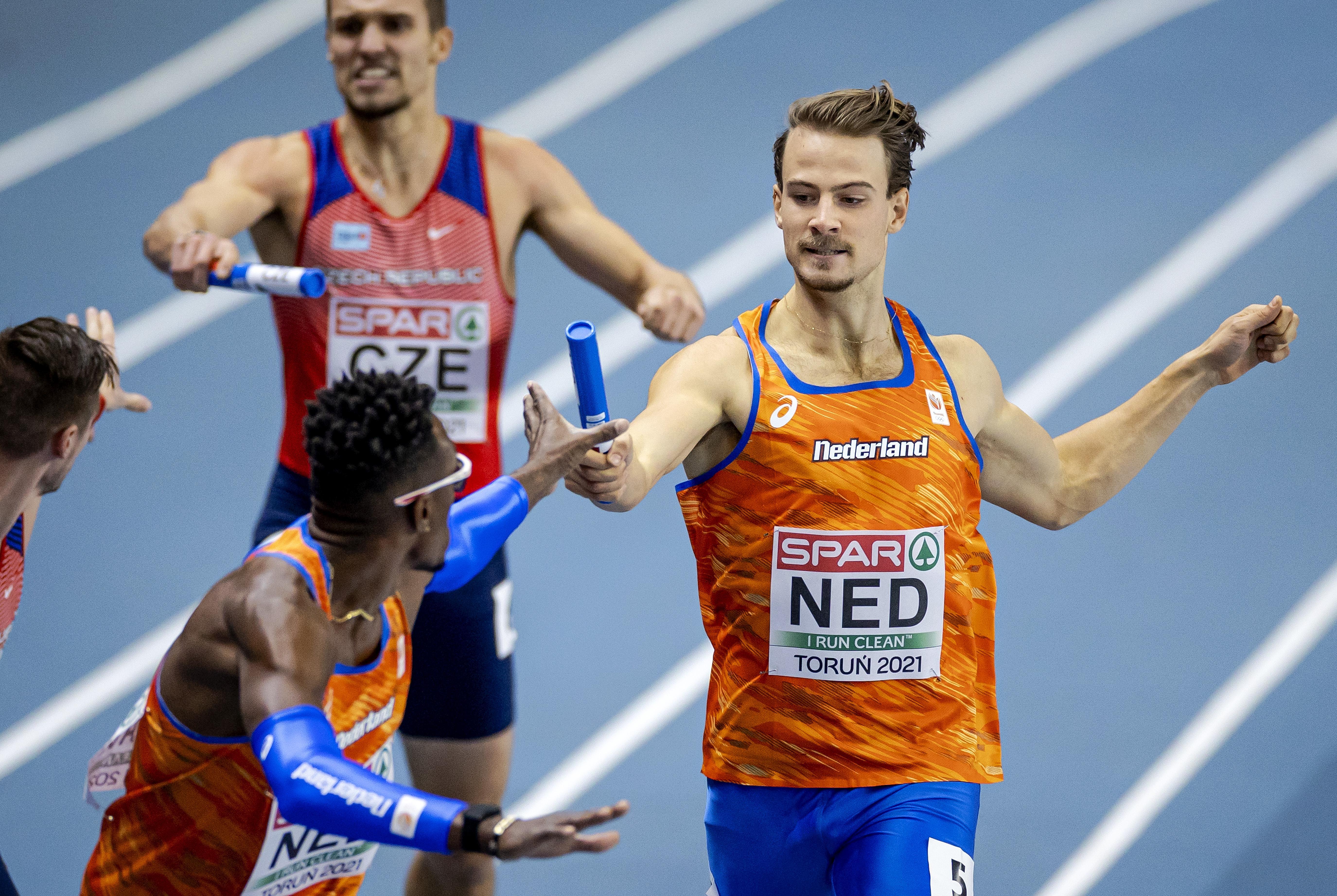 Kersvers Europees kampioen Jochem Dobber waagt zich nog niet aan een feestje: 'Kampioen of niet, covid is niet voorbij'