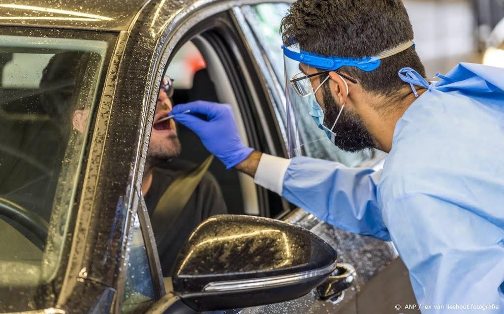 RIVM meldt kwart minder nieuwe coronagevallen in afgelopen week