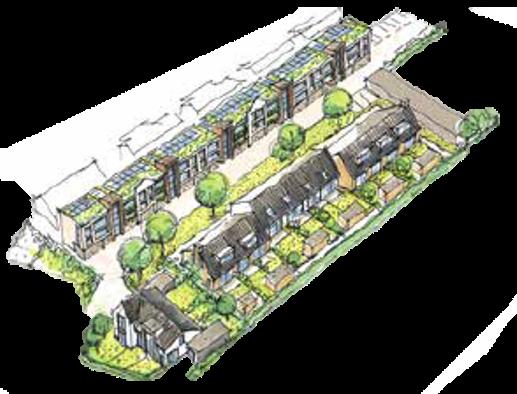 Ankeveen loopt warm voor nieuwbouwwijkje op terrein voormalige Garage Neef