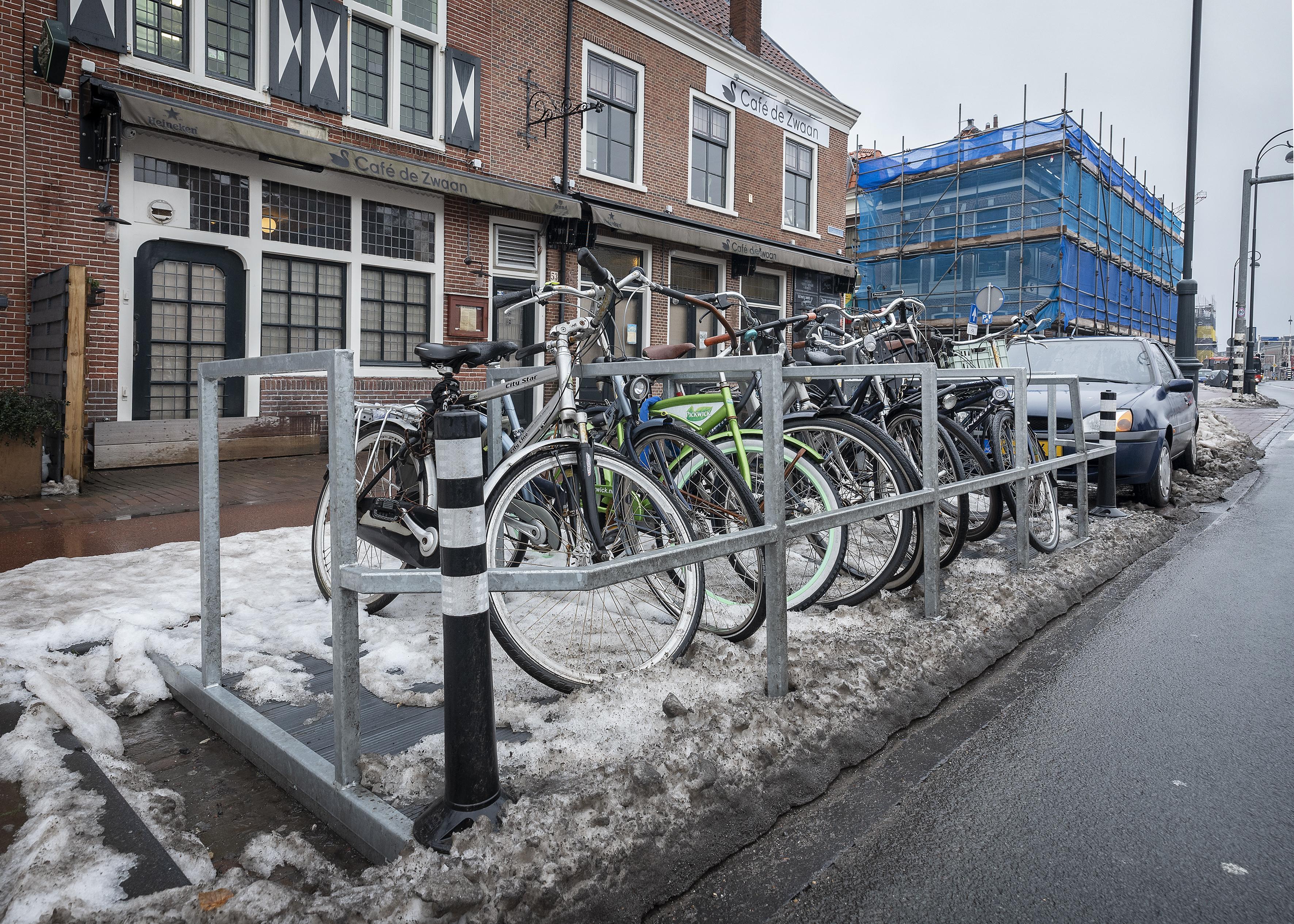 Haarlem wil af van de vervuilende auto: 'Meer van hetzelfde is geen oplossing'