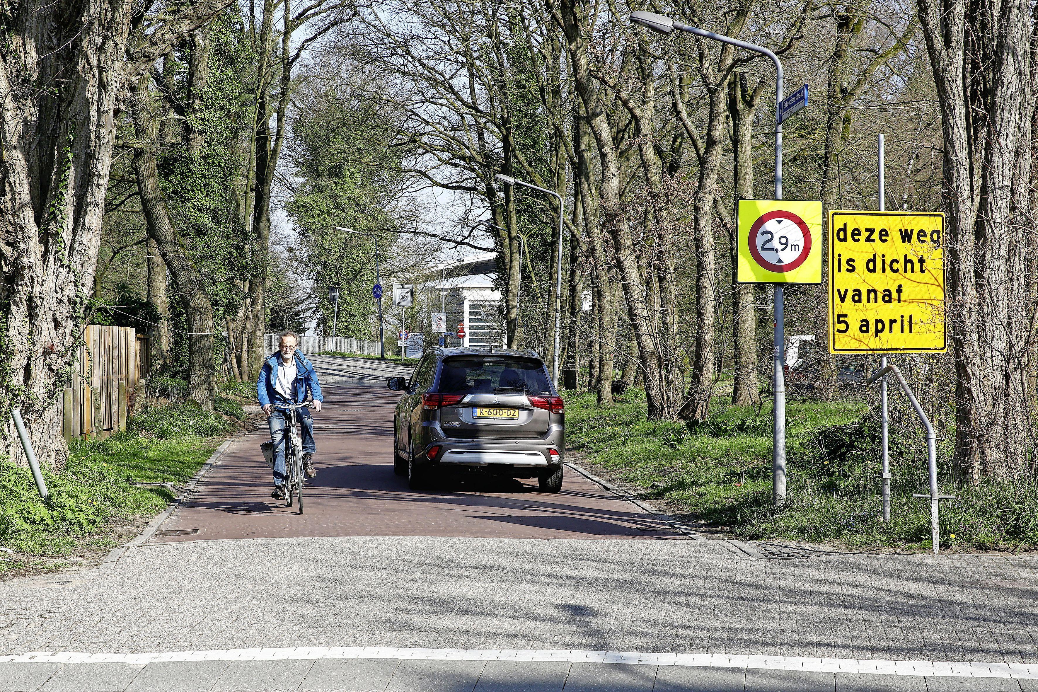 GAD-scheidingsstation in Hilversum week slecht te bereiken wegens werk aan de weg