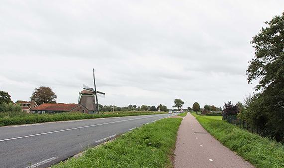 Herinrichting A.C. de Graafweg tussen het Verlaat en Wognum klus van 33 miljoen euro. Wegenbouwer Boskalis en PWN trekken samen op