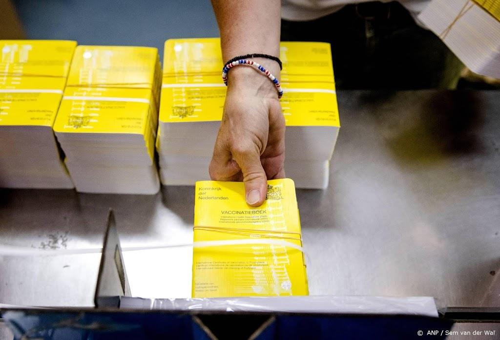Gele boekjes te koop in boekhandels en bij ANWB