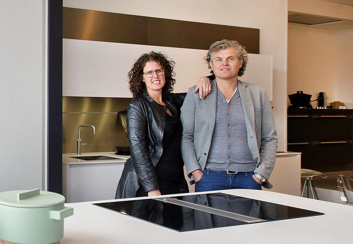 Keukenontwerper Edward de Jong van Dévies cookcompany in Haarlem: 'Vaak kopen mensen een keuken die snel gedateerd is'
