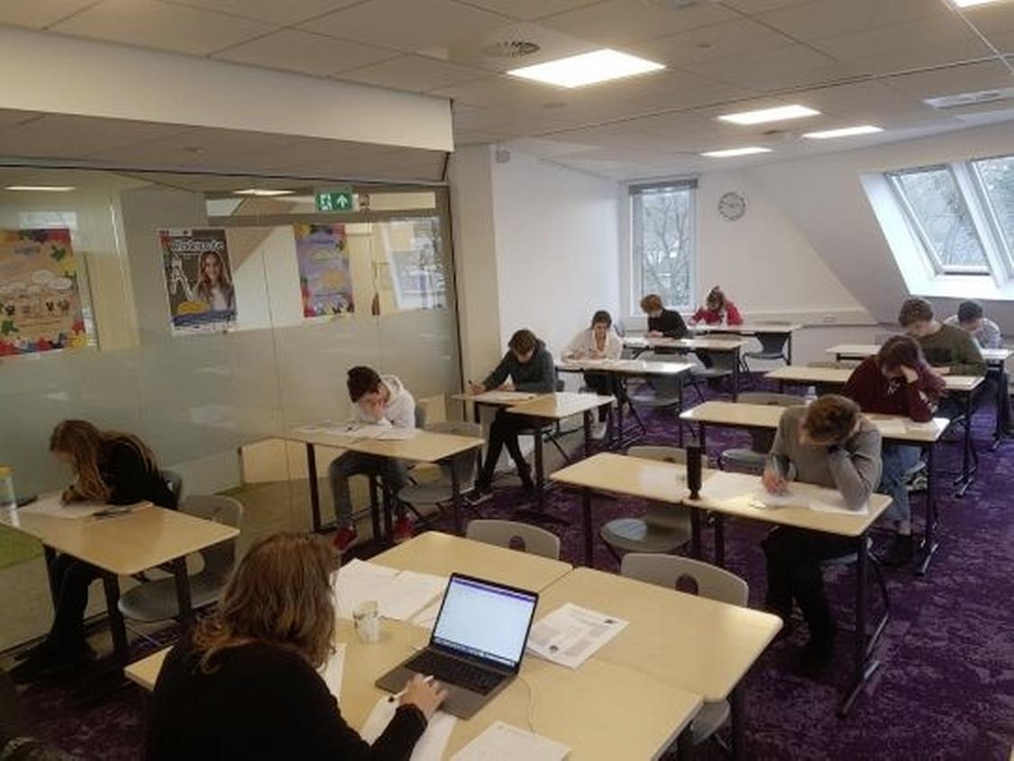 Succes Hilversumse scholen in eerste ronde van de Nederlandse Wiskunde Olympiade
