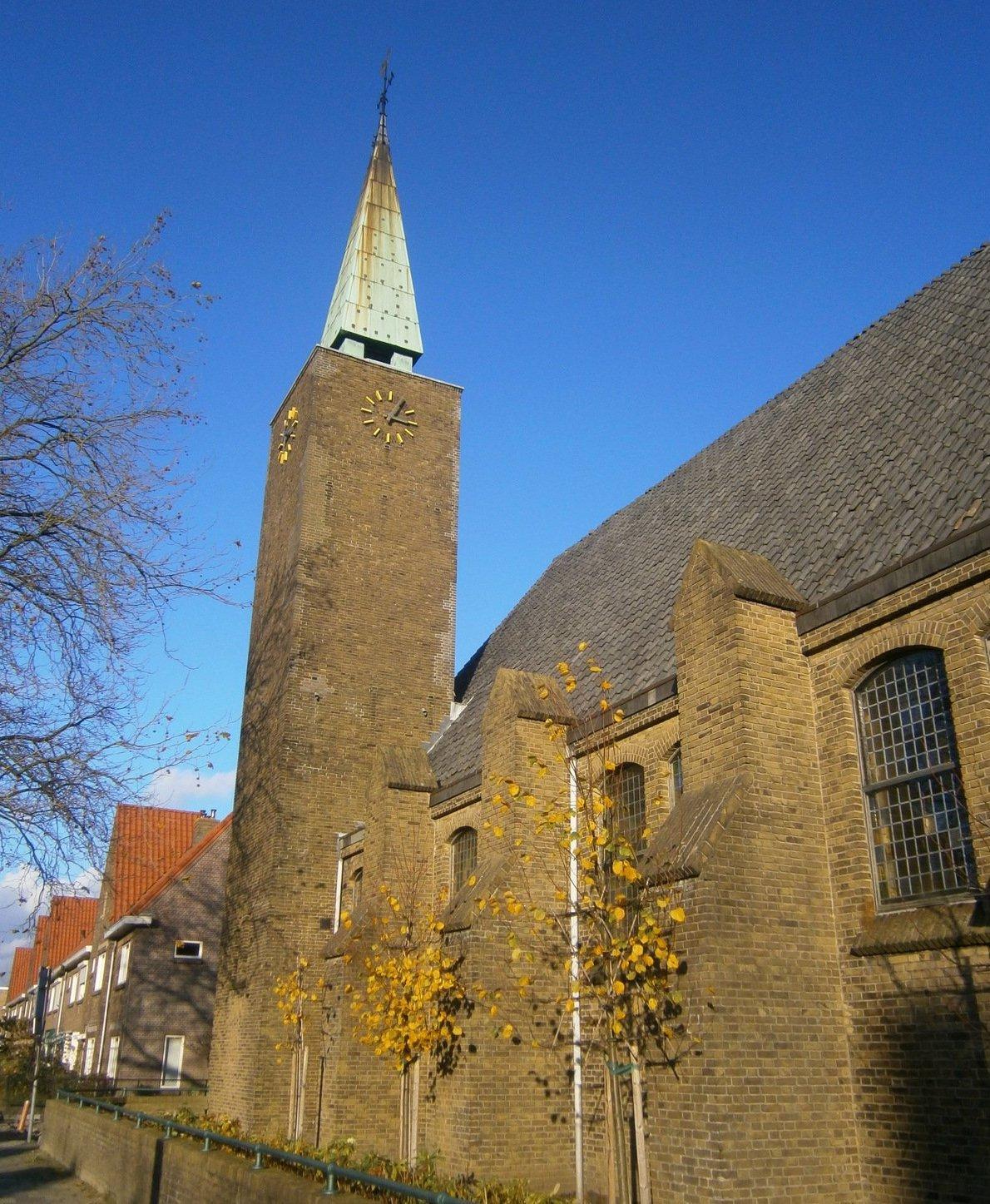Driehoeksdebat christelijke partijen in Leiden-Noord