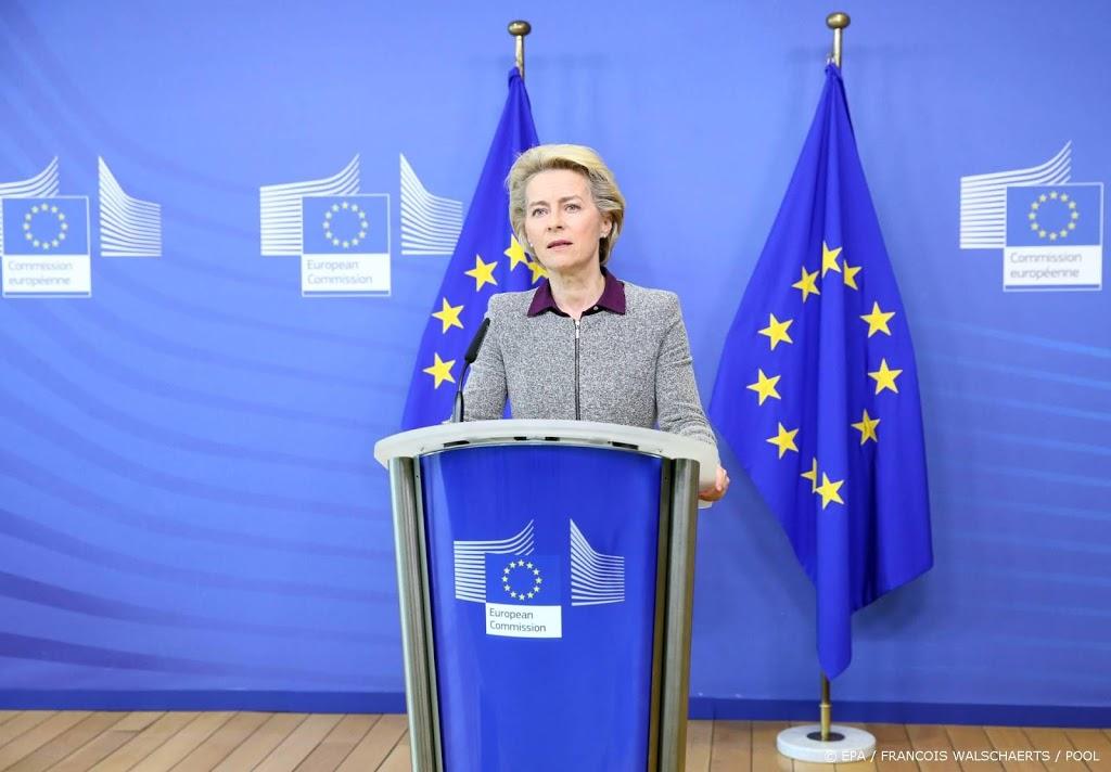 EU sluit met 400 miljoen euro aan bij wereldwijd coronaverband